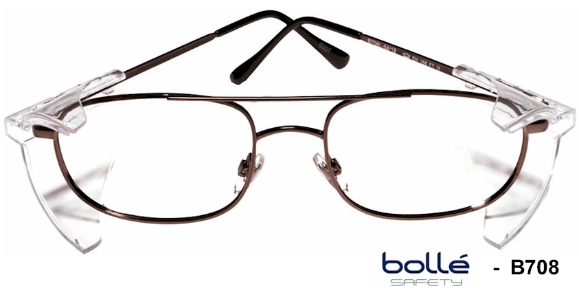 Bolle B708 Prescription safety glasses
