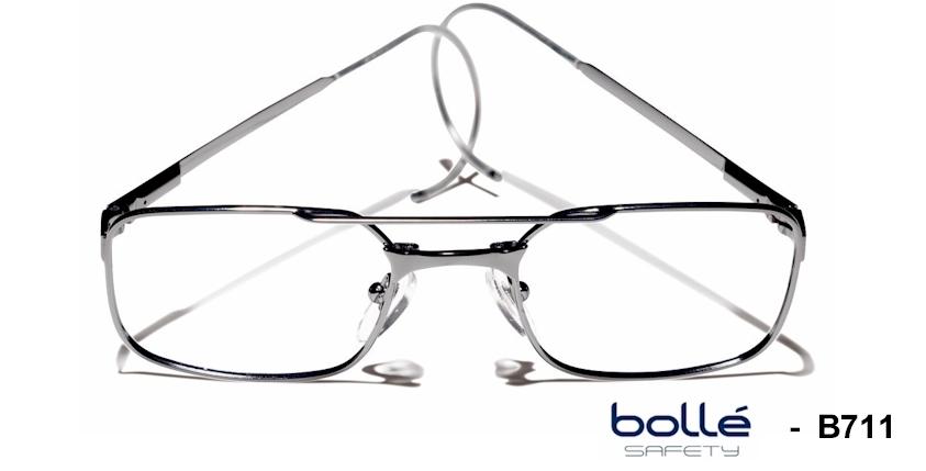 Bolle B711 Respiratory Mask glasses
