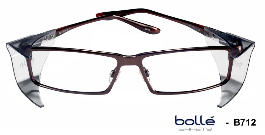 Bolle B712 Prescription safety glasses