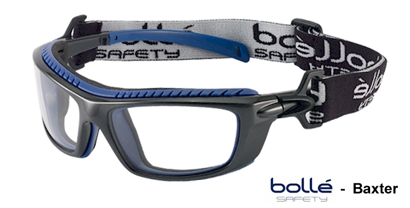 Bolle Baxter Prescription safety glasses/goggles