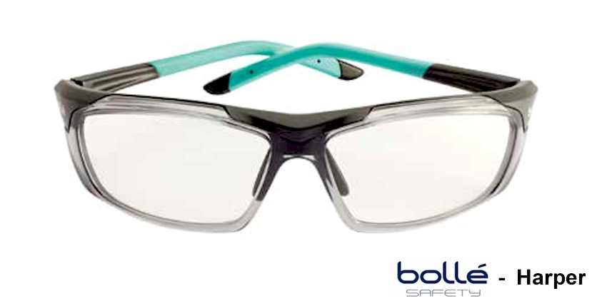 Bolle Harper Prescription safety glasses
