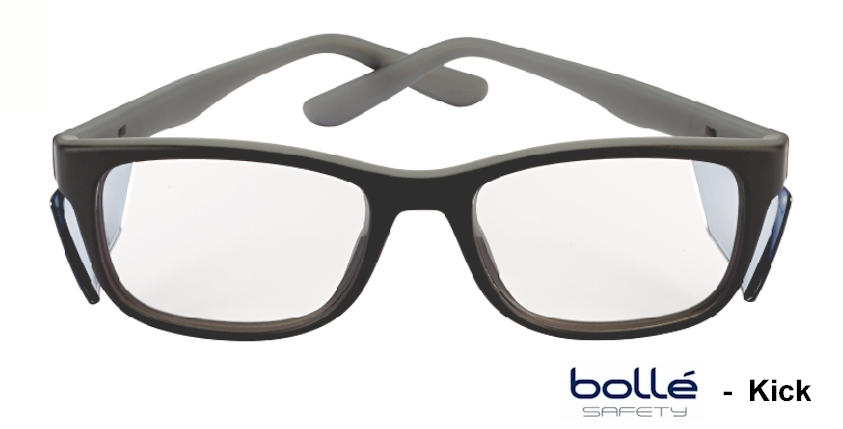 Bolle Kick Prescription safety glasses