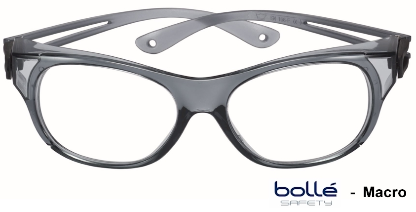 Bolle Macro Prescription safety glasses