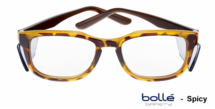Bolle Spicy Prescription safety glasses