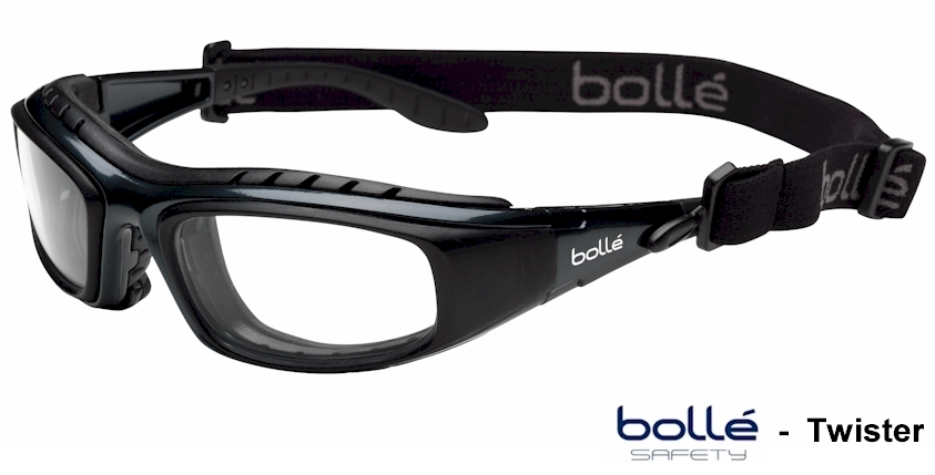 Bolle Twister Prescription safety glasses