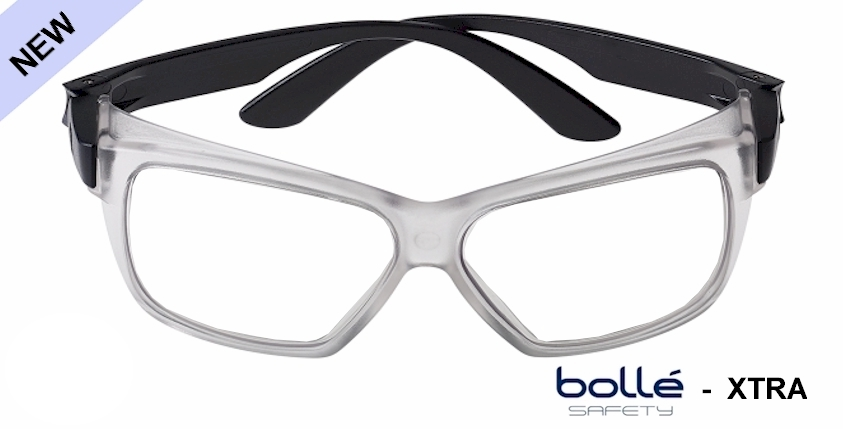 Bolle XTRA Prescription safety glasses