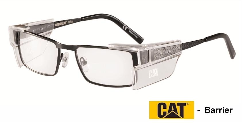 CAT Barrier Prescription safety glasses