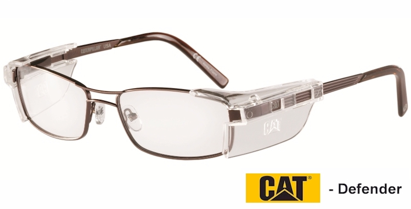 CAT Defender Prescription safety glasses