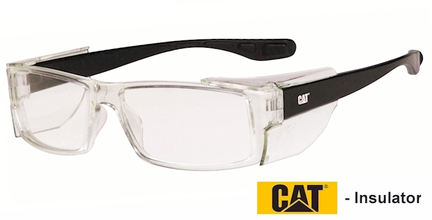 CAT Insulator Prescription safety glasses