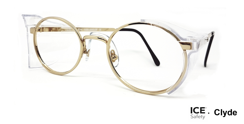 ICE Clyde Prescription safety glasses