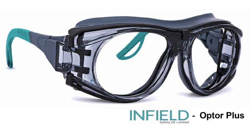 INFIELD Optor Plus Prescription safety glasses