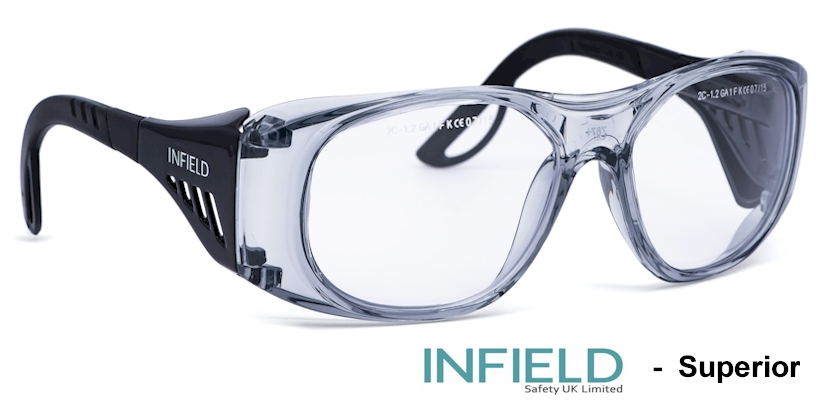 INFIELD Superior Prescription safety glasses