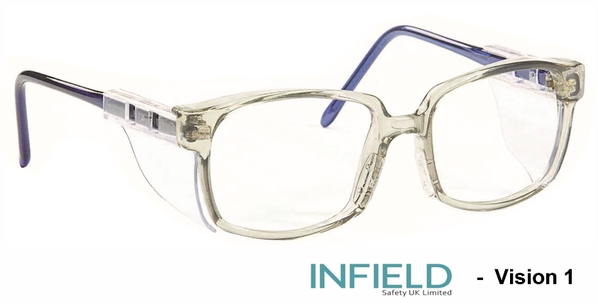 INFIELD Vision 1 Prescription safety glasses