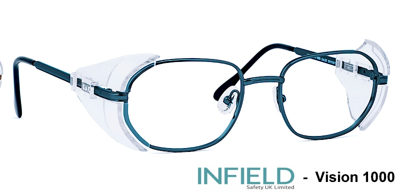 INFIELD Vision 1000 Prescription safety glasses