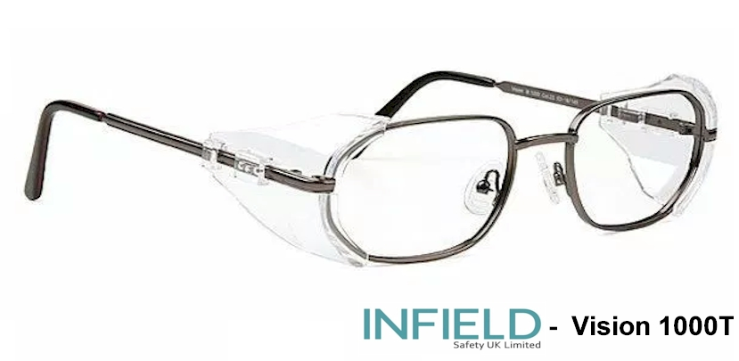 INFIELD Vision 1000T Prescription safety glasses
