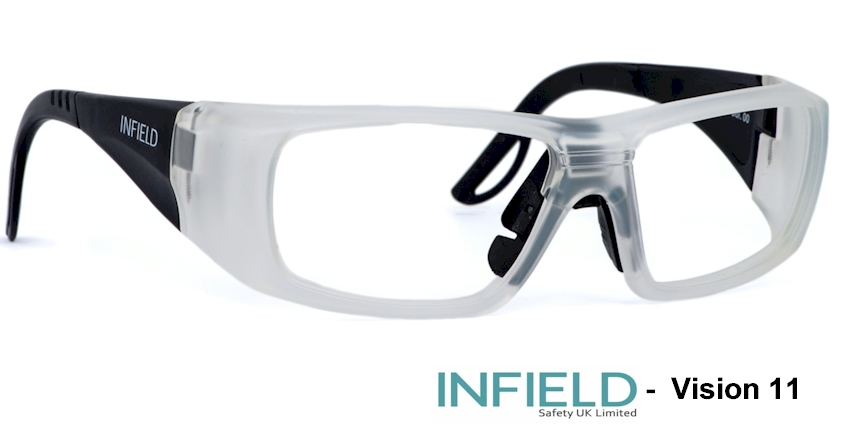 INFIELD Vision 11 Prescription safety glasses