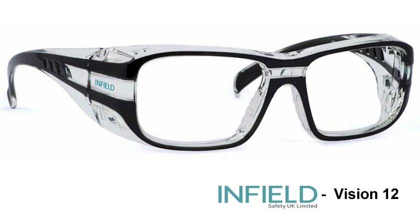 INFIELD Vision 12 Prescription safety glasses