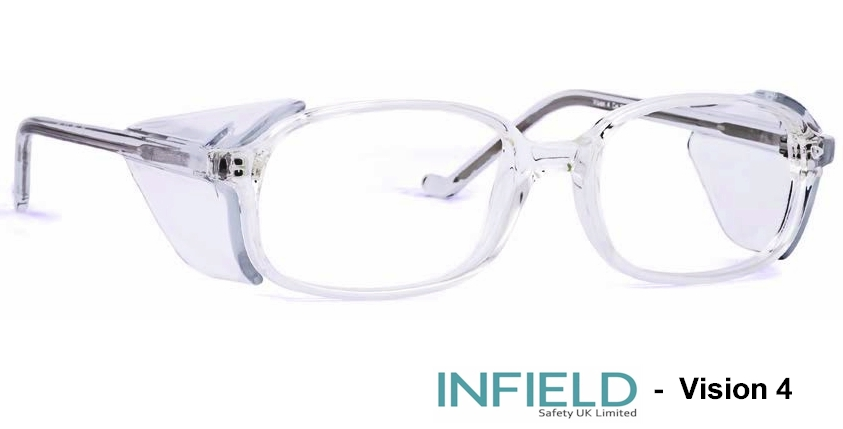 INFIELD Vision 4 Prescription safety glasses