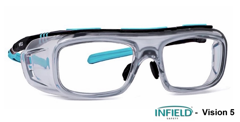 INFIELD Vision 5 Prescription safety glasses