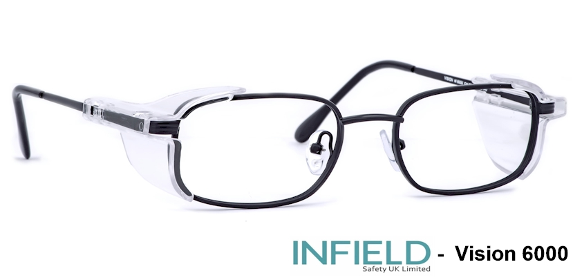 INFIELD Vision 6000 Prescription safety glasses
