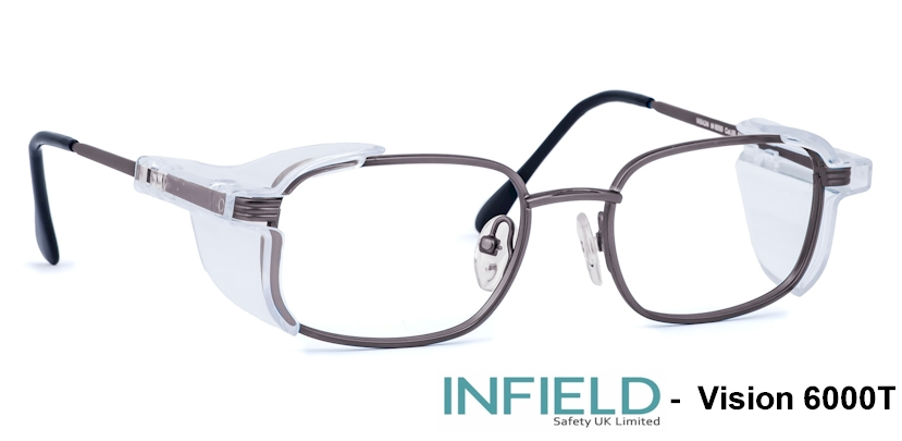 INFIELD Vision 6000T Prescription safety glasses