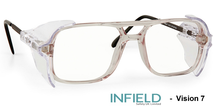 INFIELD Vision 7 Prescription safety glasses