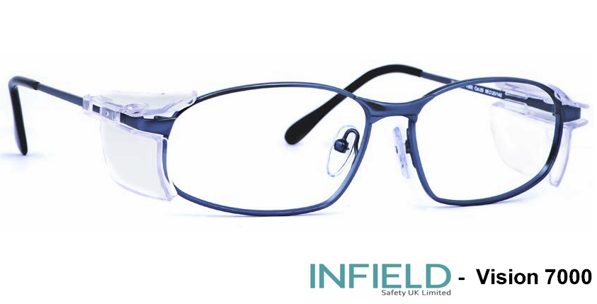 INFIELD Vision 7000 Prescription safety glasses