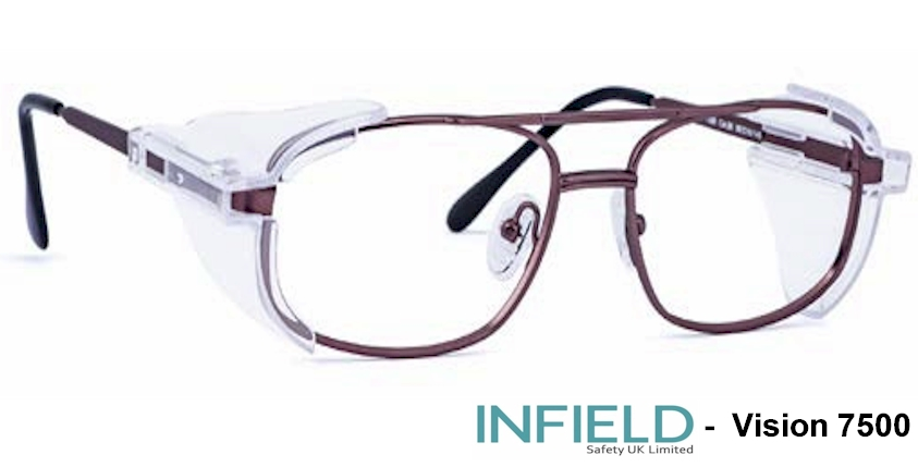 INFIELD Vision 7500 Prescription safety glasses