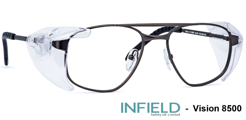 INFIELD Vision 8500 Prescription safety glasses
