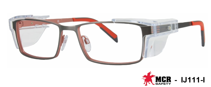 MCR IJ111 Prescription Safety Glasses