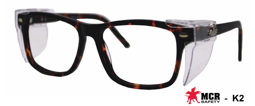 MCR K2 Prescription Safety Glasses
