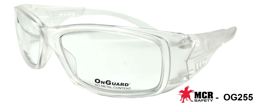 MCR OG0255 Prescription Safety Glasses