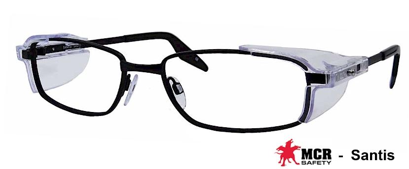 MCR Santis Prescription Safety Glasses