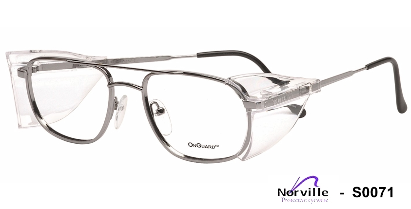 NORVILLE S0071 Prescription safety glasses