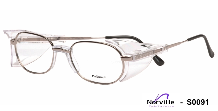 NORVILLE S0091 Prescription safety glasses