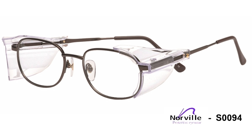 NORVILLE S0094 Prescription safety glasses