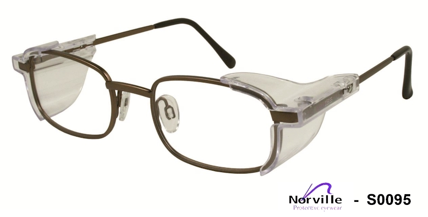 NORVILLE S0096 Prescription safety glasses