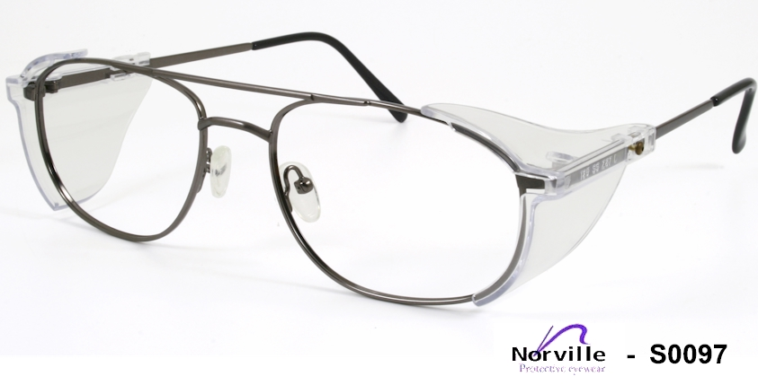 NORVILLE S0097 Prescription safety glasses