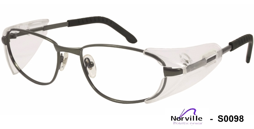 NORVILLE S0098 Prescription safety glasses