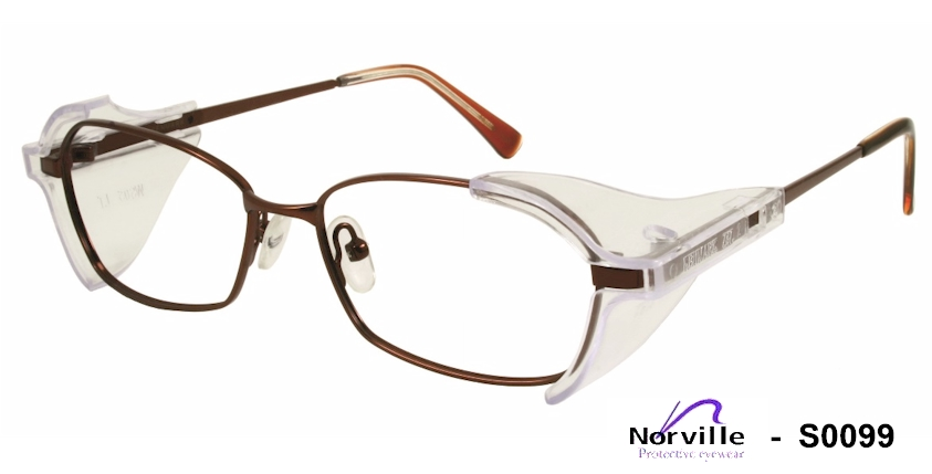 NORVILLE S0099 Prescription safety glasses