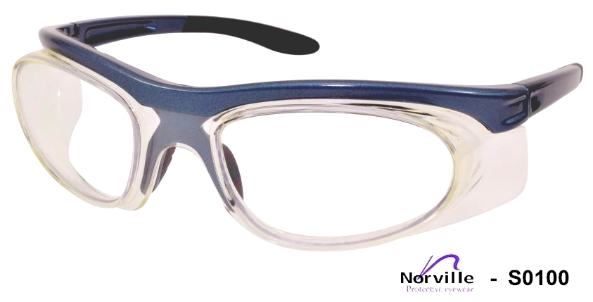 NORVILLE S0100 Prescription safety glasses