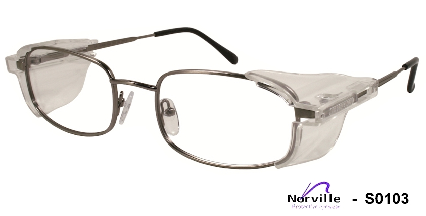 NORVILLE S0103 Prescription safety glasses