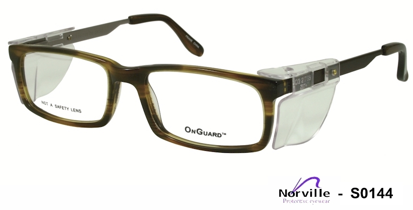 NORVILLE S0144 Prescription safety glasses