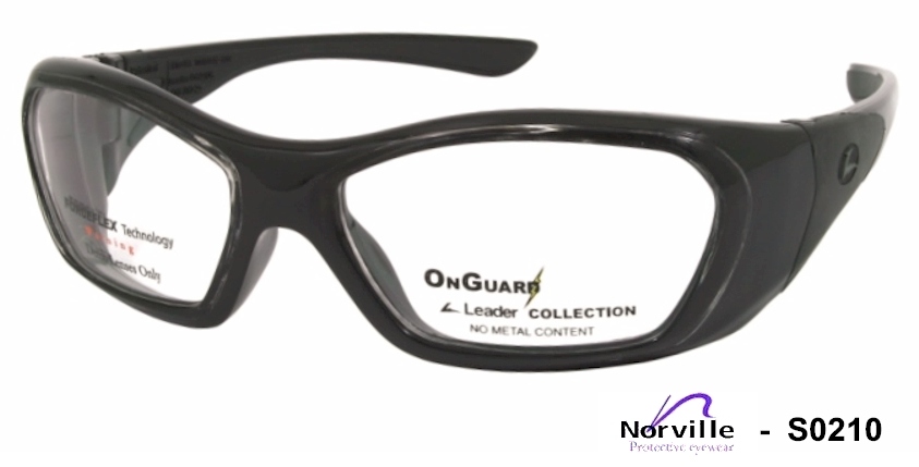 NORVILLE S0210 Prescription safety glasses