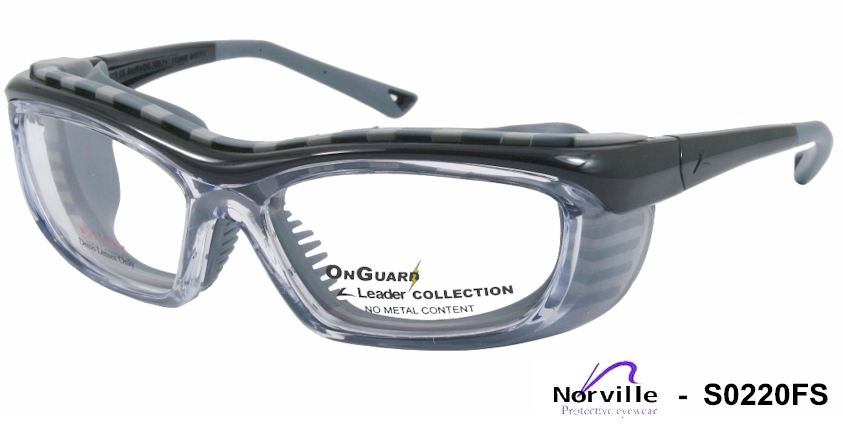 NORVILLE S0220 Full Seal Prescription safety glasses