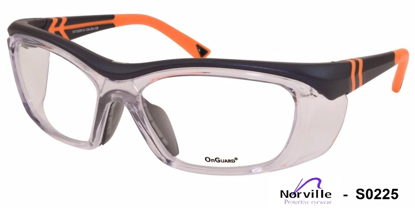 NORVILLE S0225 Prescription safety glasses