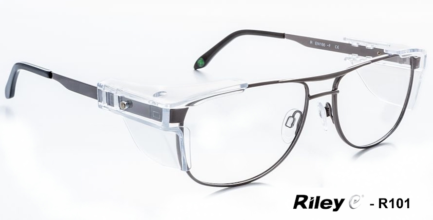 Riley R101 Prescription safety glasses