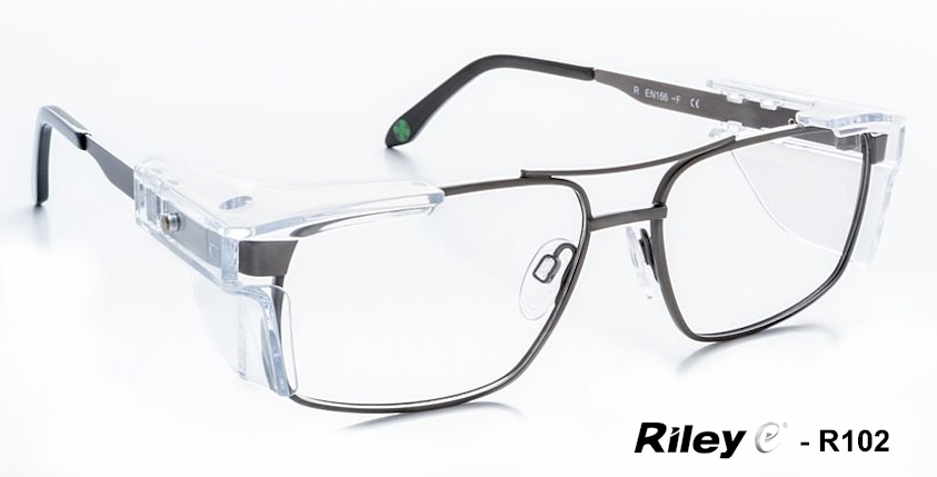 Riley R102 Prescription safety glasses