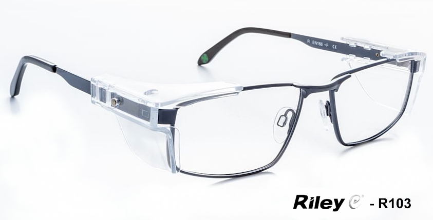 Riley R103 Prescription safety glasses