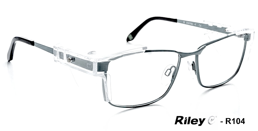 Riley R104 Prescription safety glasses